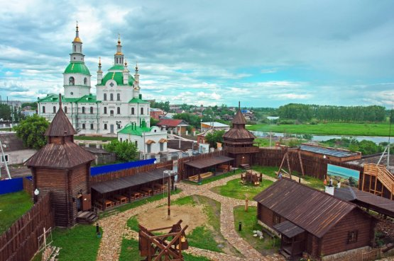Sightseeing and Educational Tour to the Yalutorovsk Ostrog