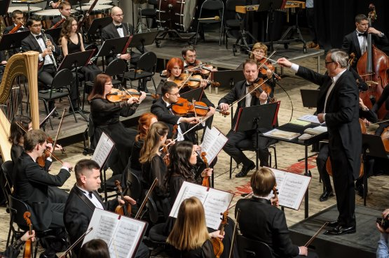 Opening of the sixth season of the Tyumen Philharmonic Orchestra