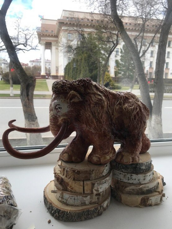 Tourist Information Center VisitTyumen and Legends of Siberia souvenirs gallery
